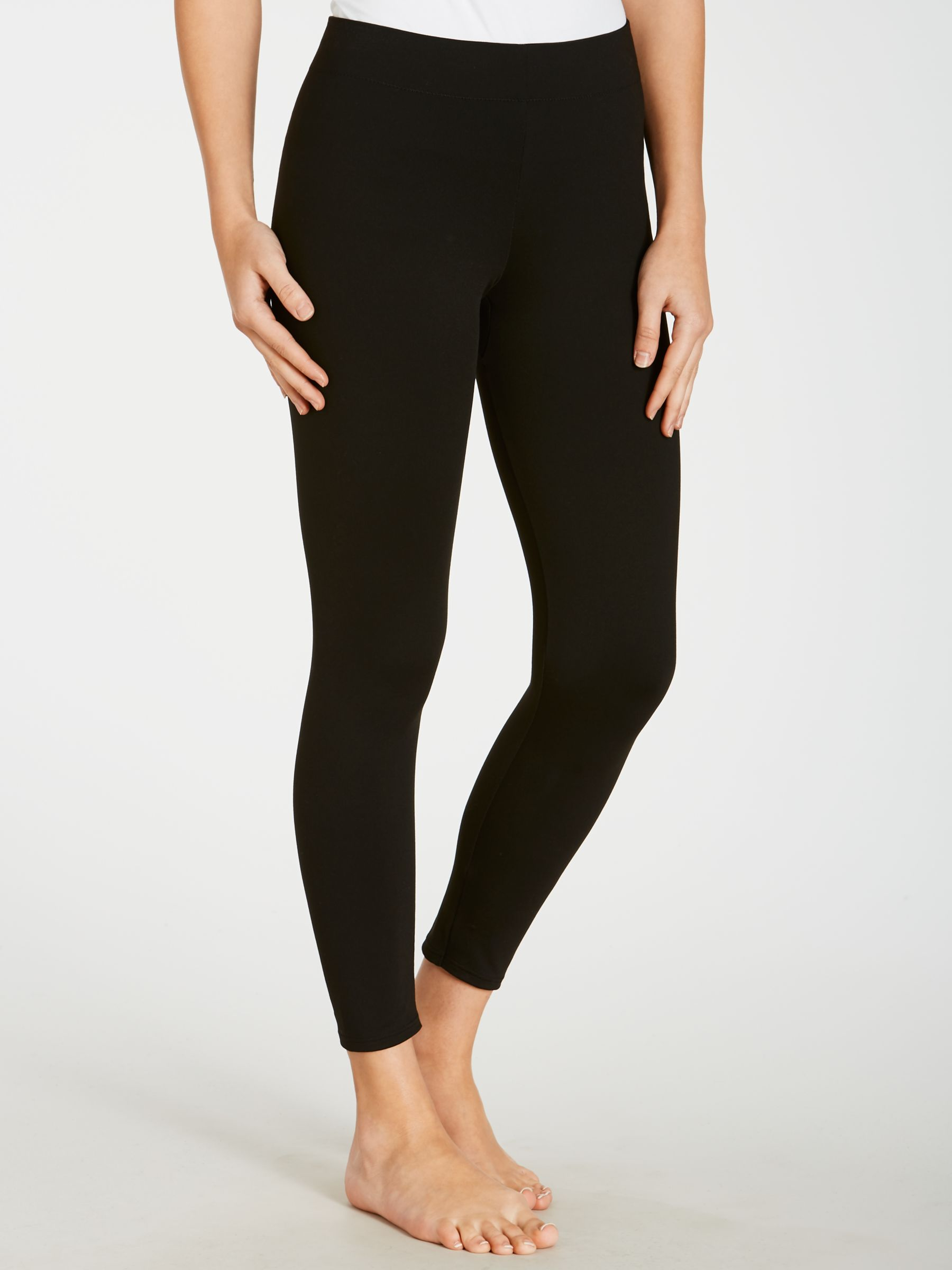 Maidenform Maidenform Firm Control Leggings, Black