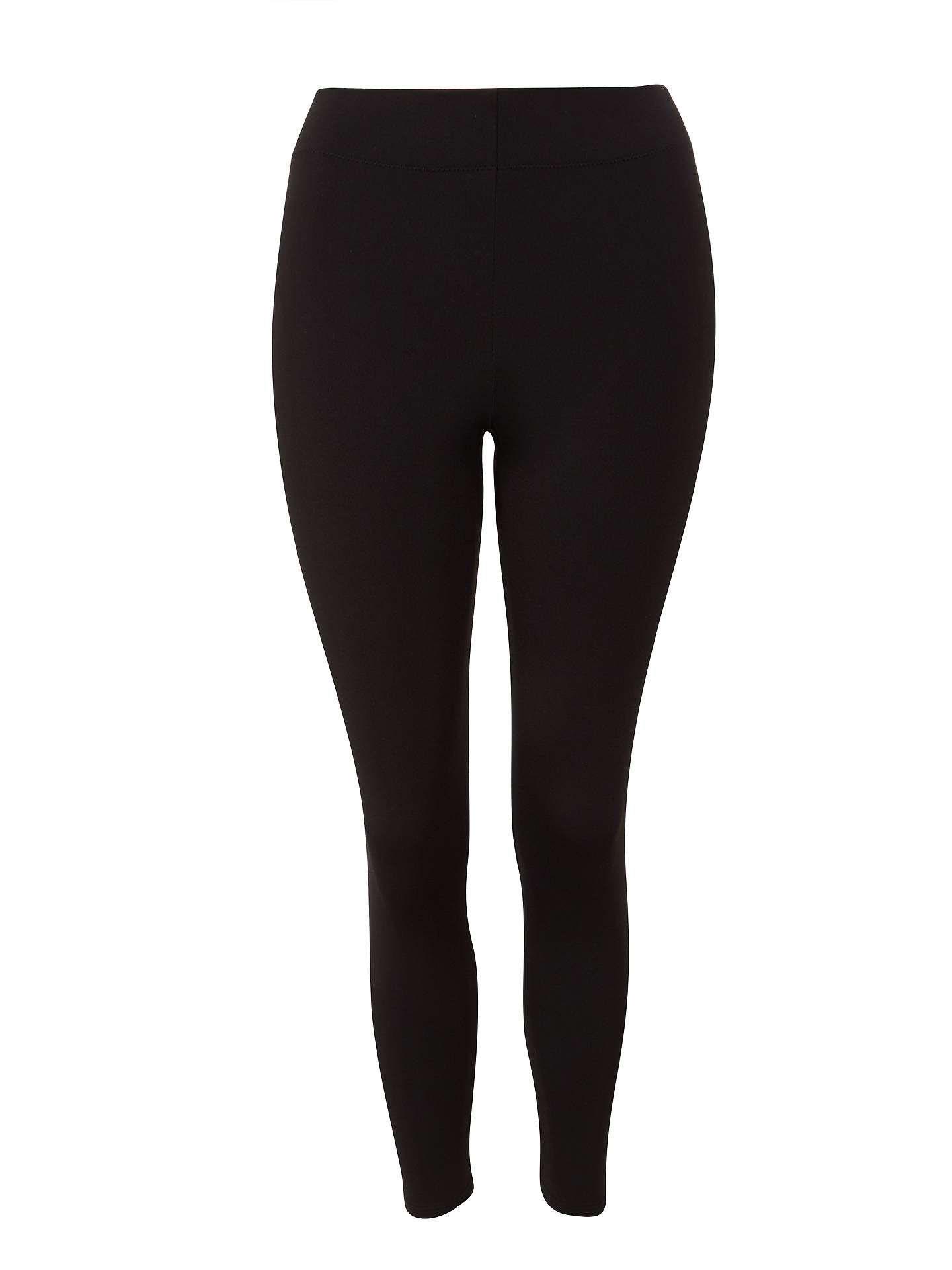 Buy Maidenform Firm Control Leggings, Black, XL Online at johnlewis.com