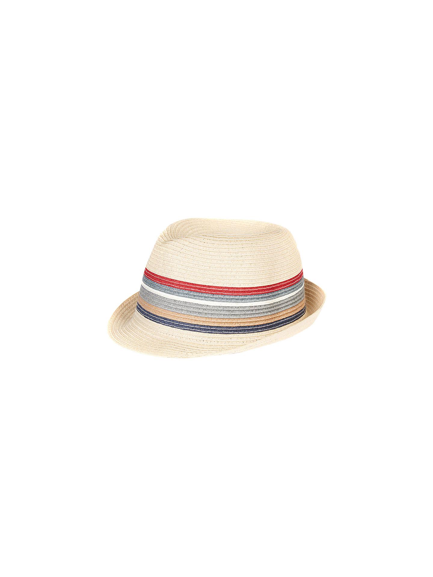BuyBarbour Stripe Trilby Hat d8b6c6b187e