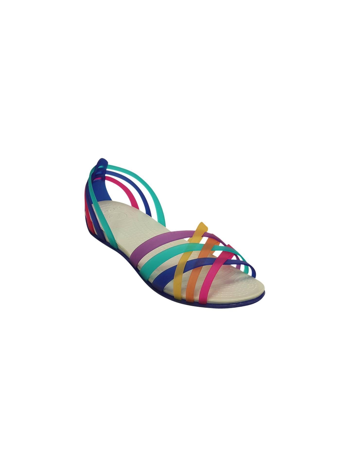 f8f036e5060 Buy Crocs Huarache Flat Cross Band Sandals