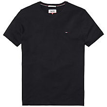 Buy Hilfiger Denim Original Crew Neck T-shirt Online at johnlewis.com