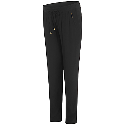 Séraphine Blaine Maternity Trousers, Black