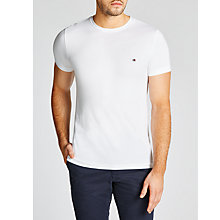 Buy Tommy Hilfiger Crew Neck T-Shirt Online at johnlewis.com