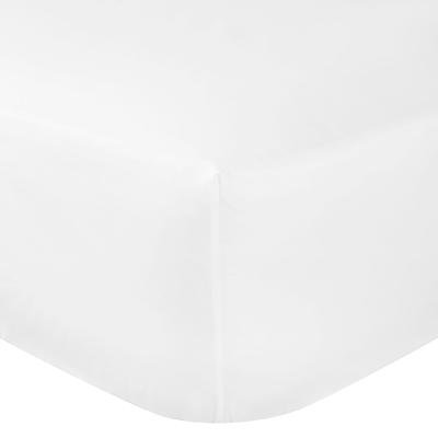 John Lewis Crisp & Fresh Egyptian Cotton 800 Thread Count Deep Fitted Sheet, White