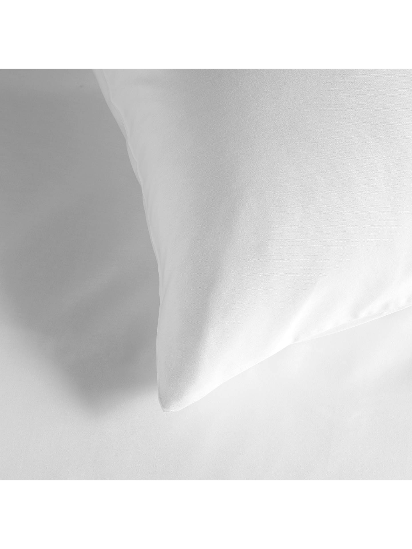 Buy John Lewis & Partners Crisp & Fresh Egyptian Cotton 800 Thread Count Flat Sheet, Emperor, White Online at johnlewis.com