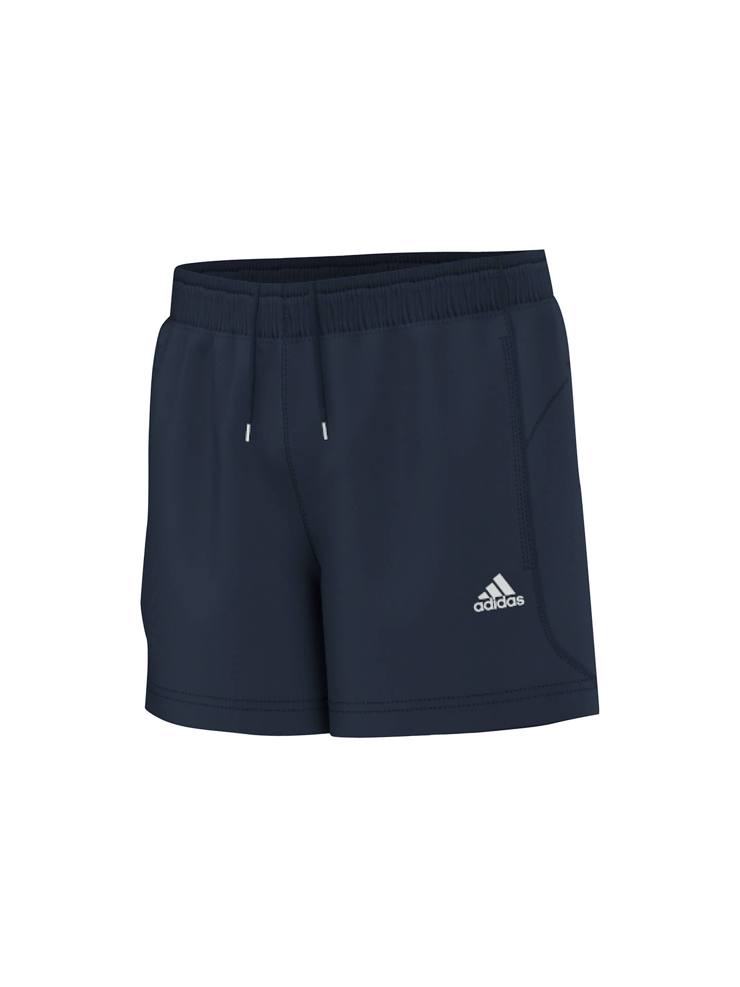 the best attitude 74e5c 0ded4 BuyAdidas Boys Essentials Chelsea Shorts, Navy, 9-10 years Online at  johnlewis ...
