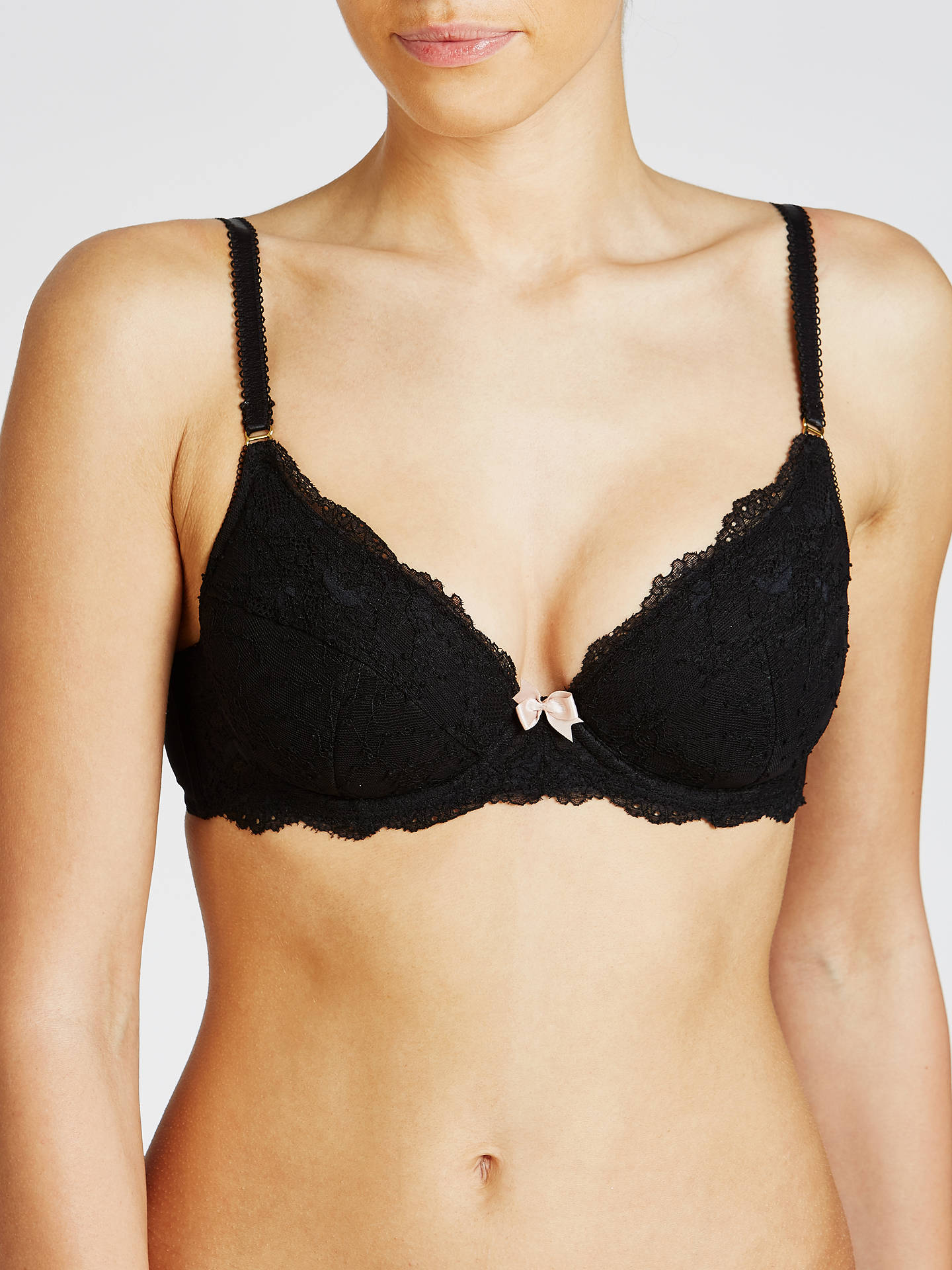 BuyJohn Lewis & Partners Lightweight Cleavage Booster, Nude Online at johnlewis.com