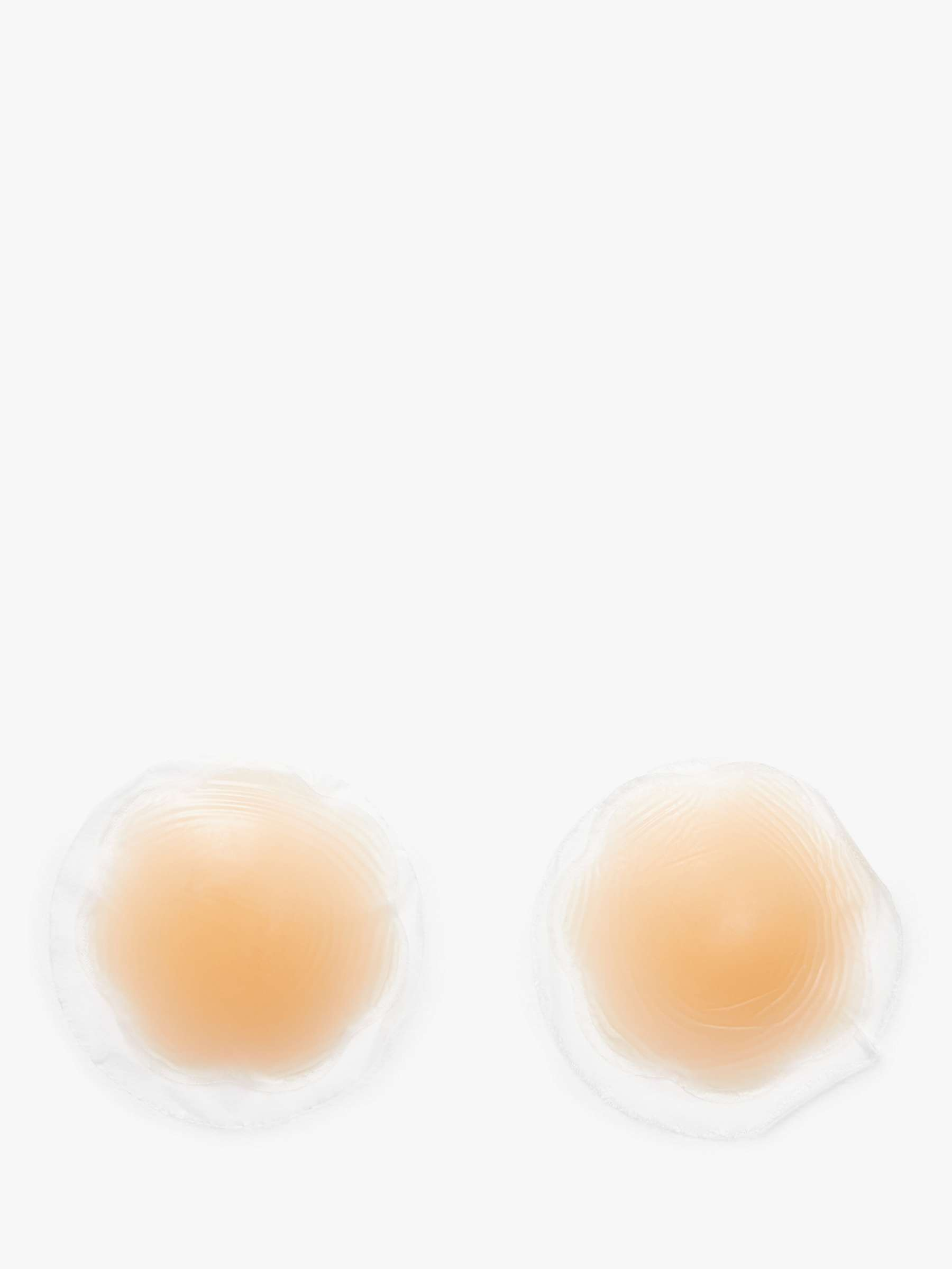 John Lewis Partners Silicone Gel Breast Nipple Covers Nude