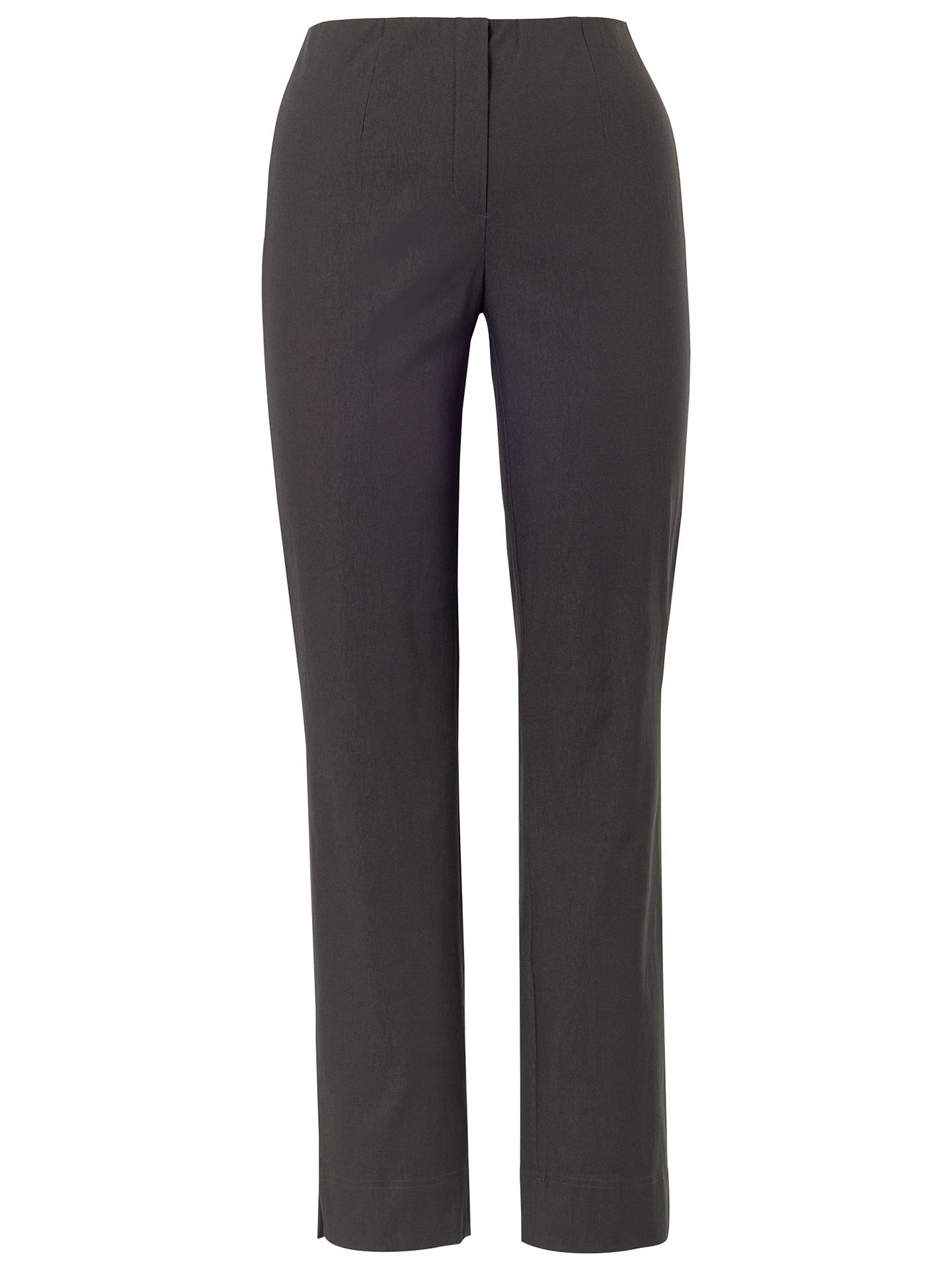 BuyChesca Fleece Lined Trousers, Charcoal, 14 Online at johnlewis.com