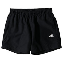 Buy Adidas Climachill Training Shorts, Black Online at johnlewis.com