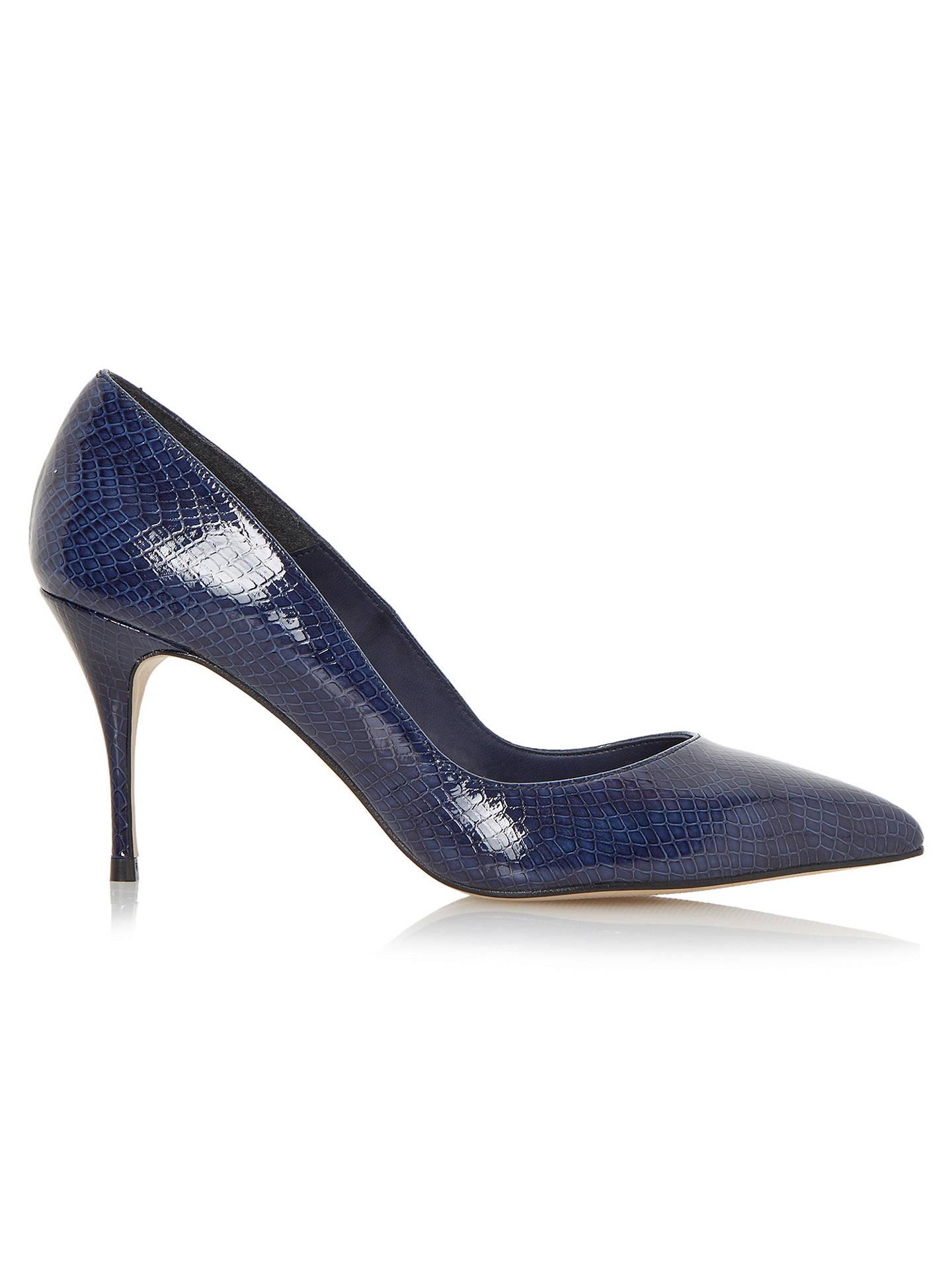 4e4ebd49ed9 Dune Ashlyn High Heeled Stiletto Court Shoes at John Lewis & Partners