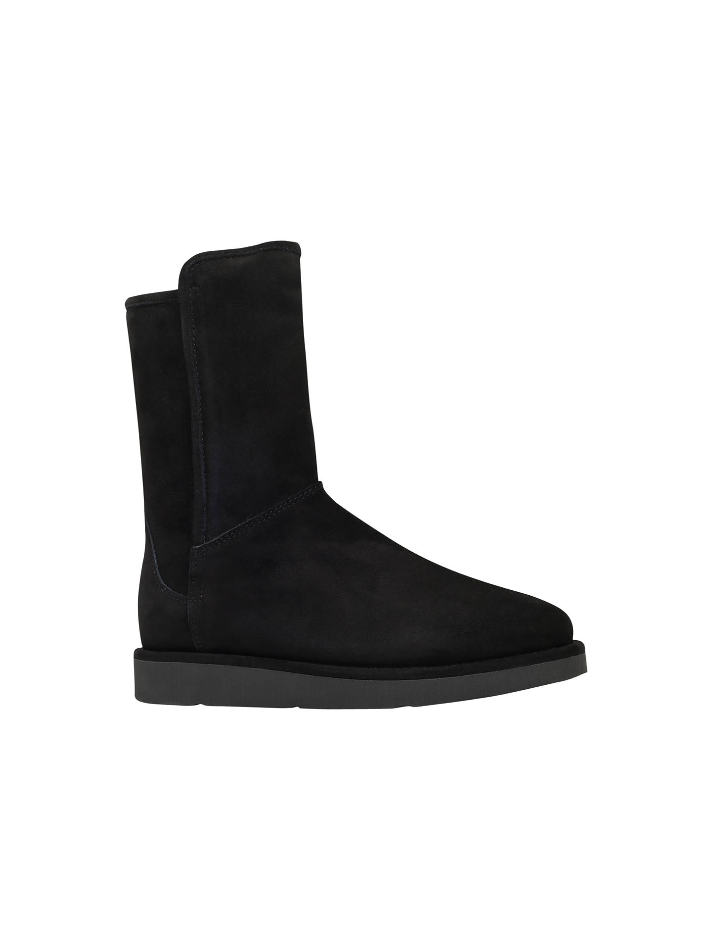 466b9441d7f UGG Abree Short Flat Calf Boots at John Lewis & Partners