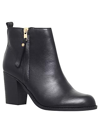 Carvela Tanga Block Heeled Ankle Boots