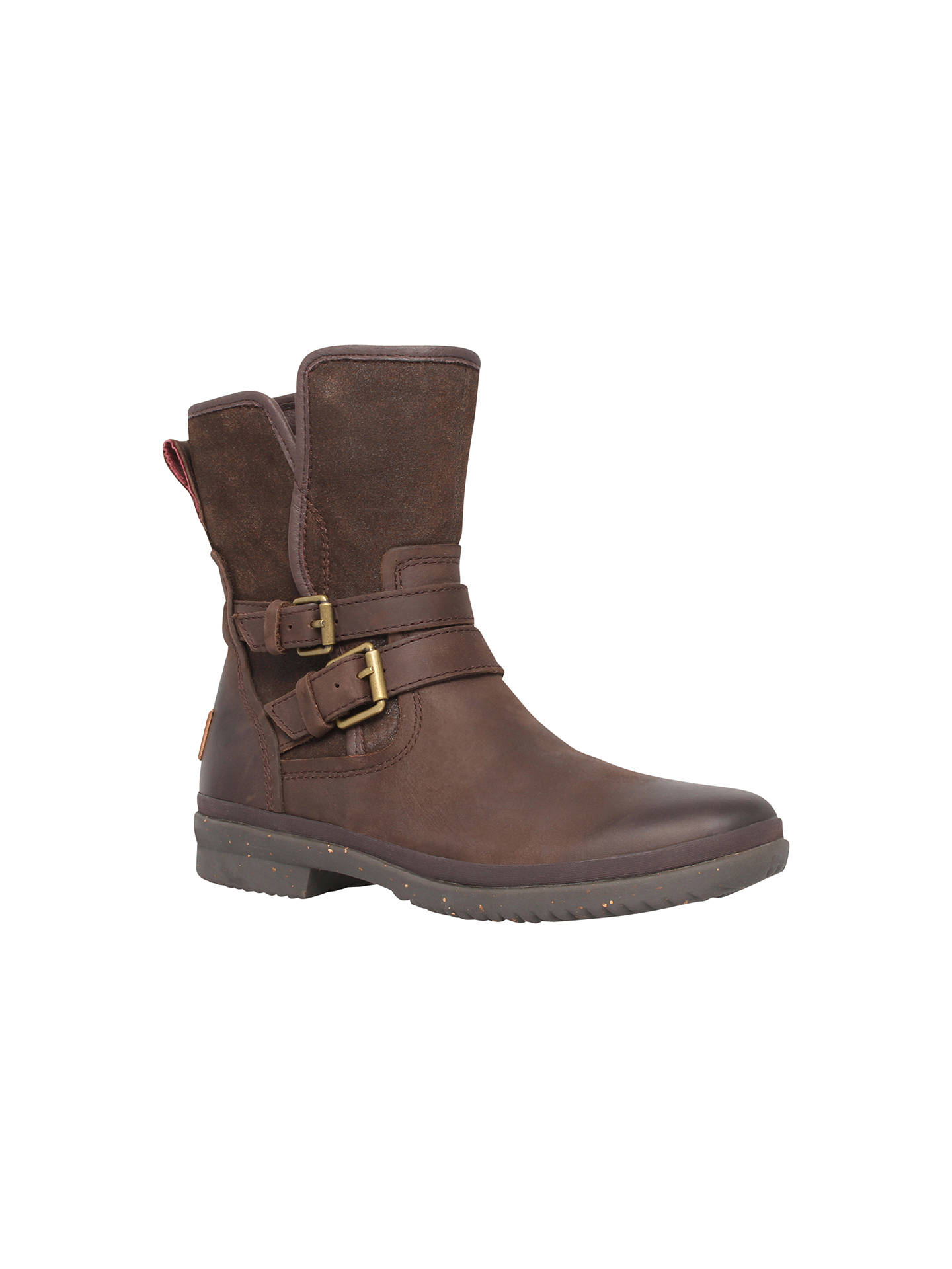bab1ca0d3a8 UGG Simmens Waterproof Ankle Boots at John Lewis & Partners