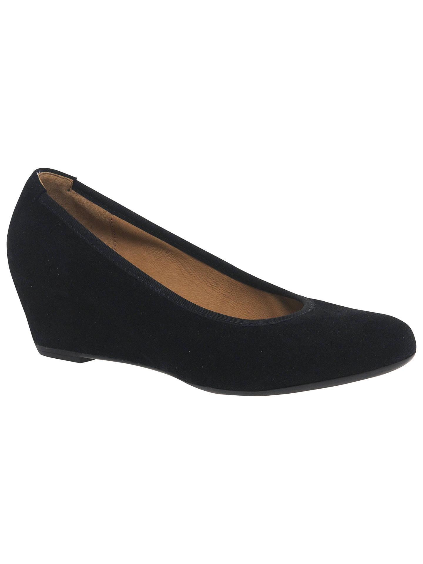 5b4675928e95 Buy Gabor Fantasy Wedge Heeled Court Shoes