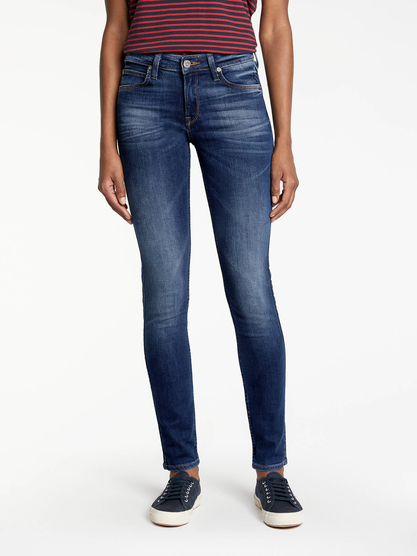 58b0b8be05c Buy Lee Scarlett Regular Waist Skinny Jeans