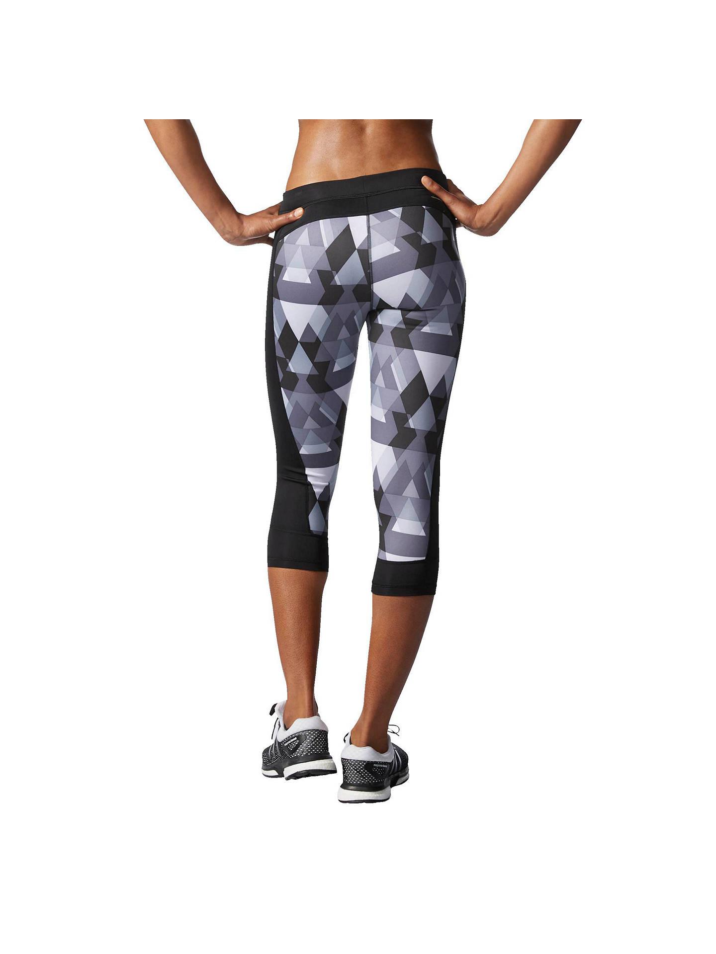 304c56c67ed1e ... Buy Adidas Techfit Triax-Print Training Capris, Black/Grey, XS Online  at ...