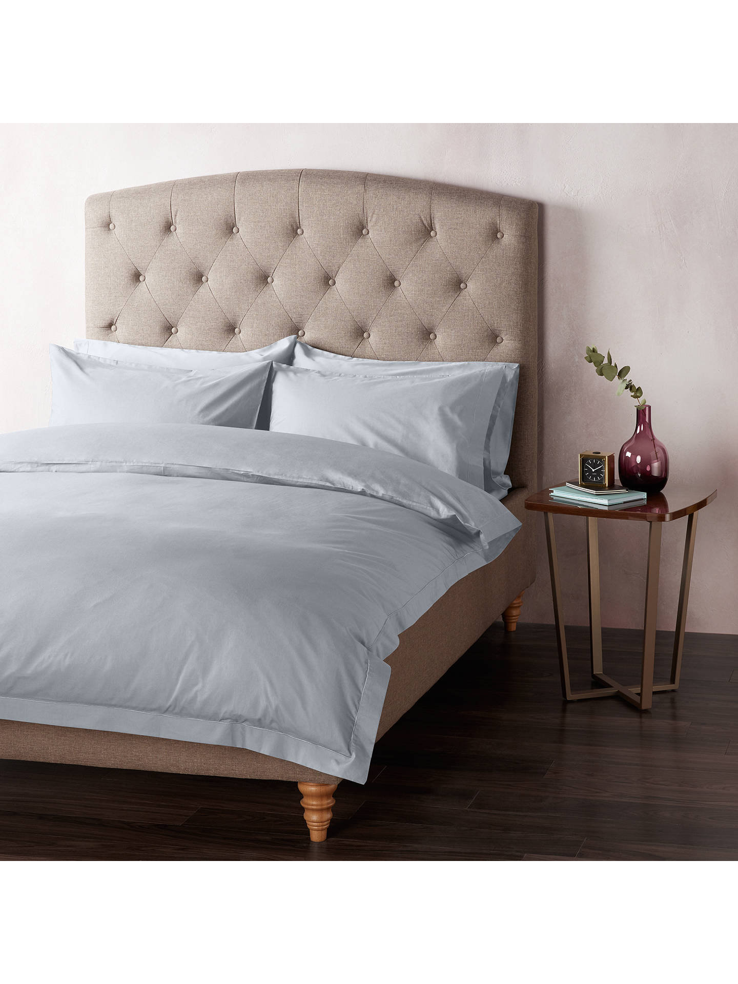john lewis partners 400 thread count crisp fresh. Black Bedroom Furniture Sets. Home Design Ideas
