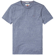 Buy Tommy Jeans Original Melange T-Shirt Online at johnlewis.com