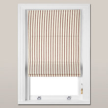 Buy John Lewis Ticking Stripe Roman Blind Online at johnlewis.com