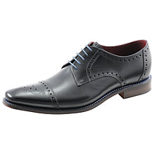 Buy Loake Foley Derby Lace-Up Brogues Online at johnlewis.com