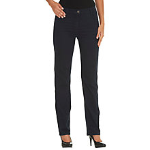 Buy Betty Barclay Perfect Body 5 Pocket Jeans, Dark Blue Denim Online at johnlewis.com