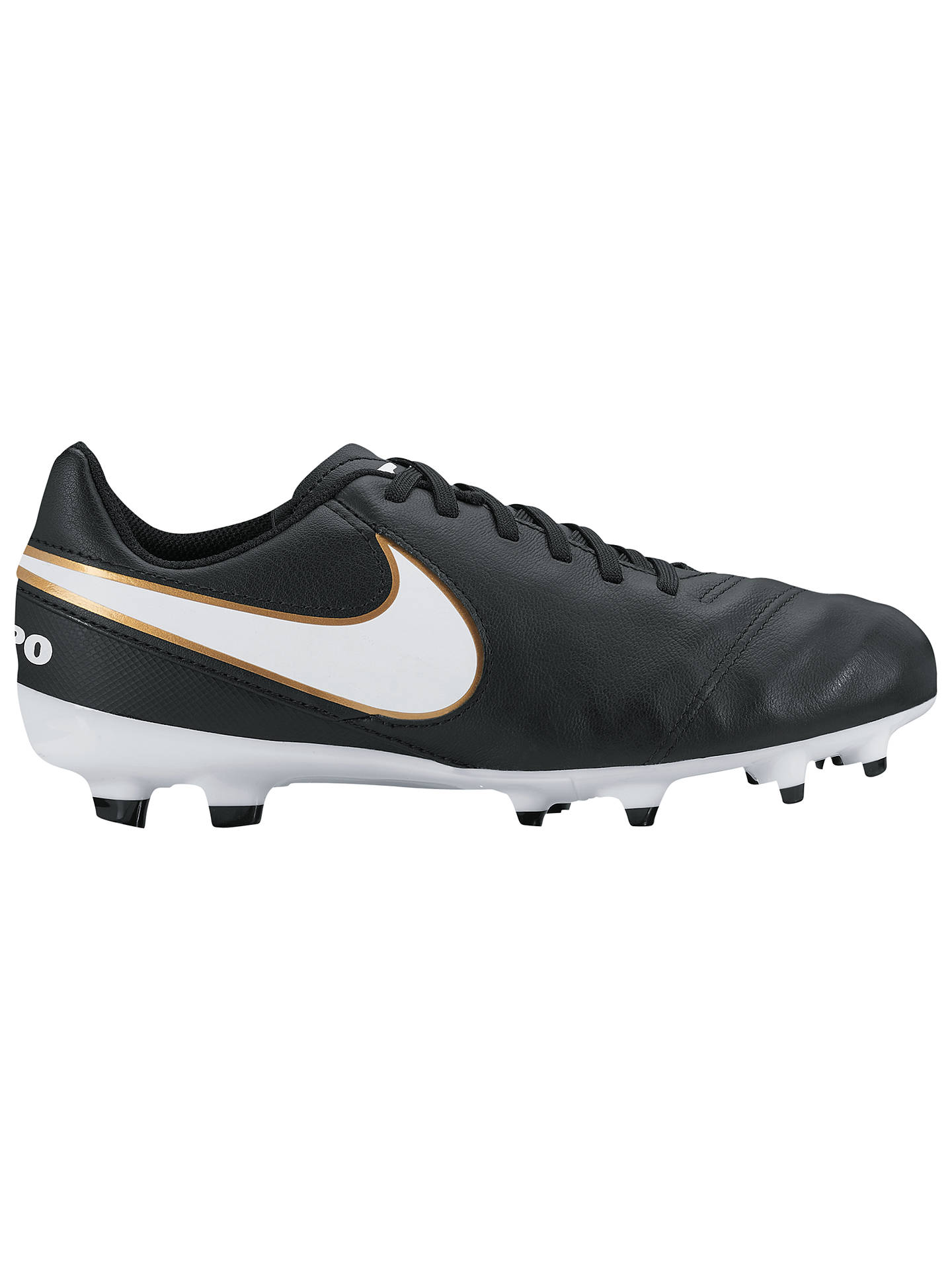 separation shoes a5a63 62232 Nike Children's Tiempo Legend Firm Ground Football Boots ...