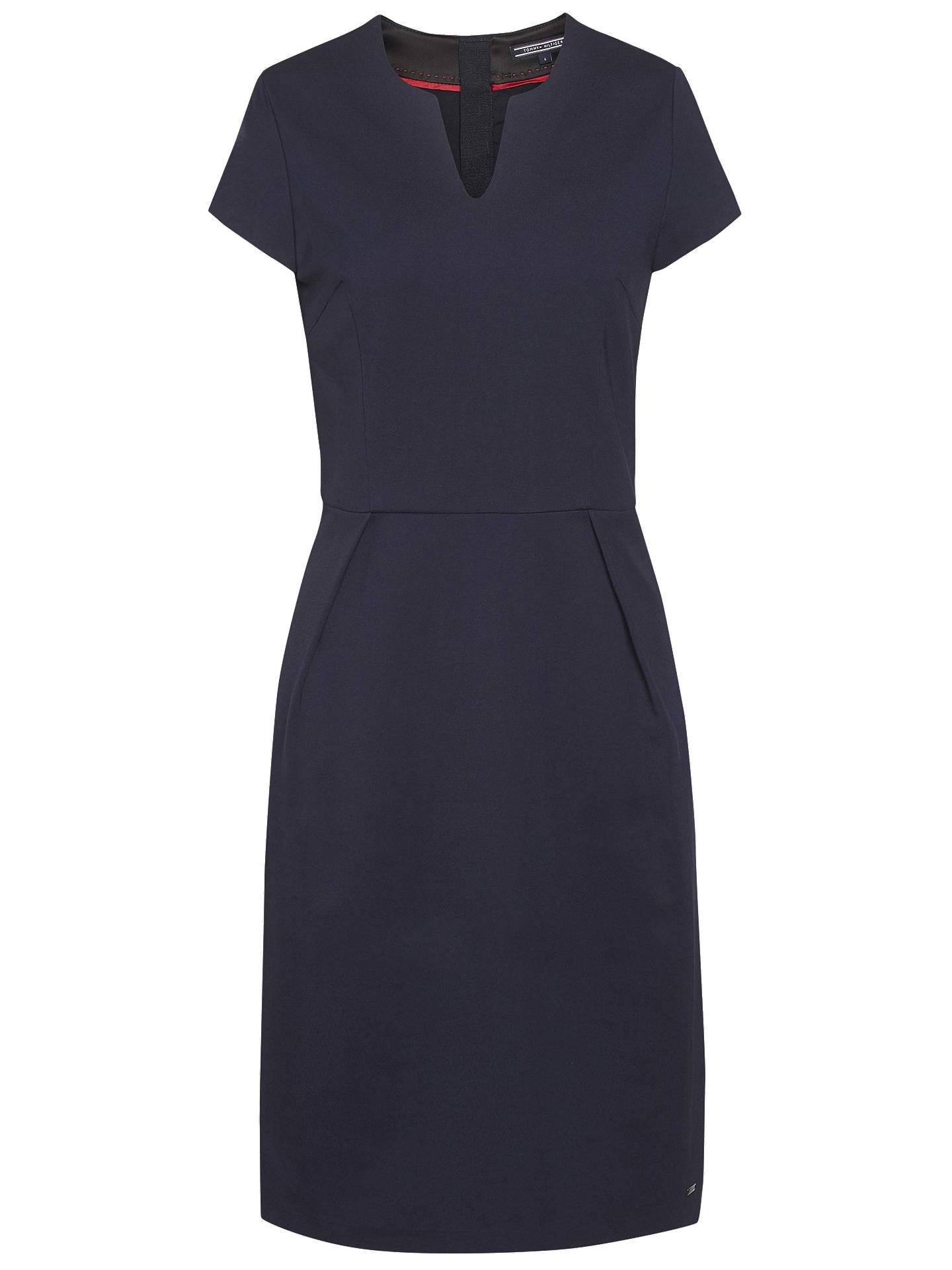 ddc0cf15f59fd Buy Tommy Hilfiger Imogen Dress, Night Sky, 8 Online at johnlewis.com ...
