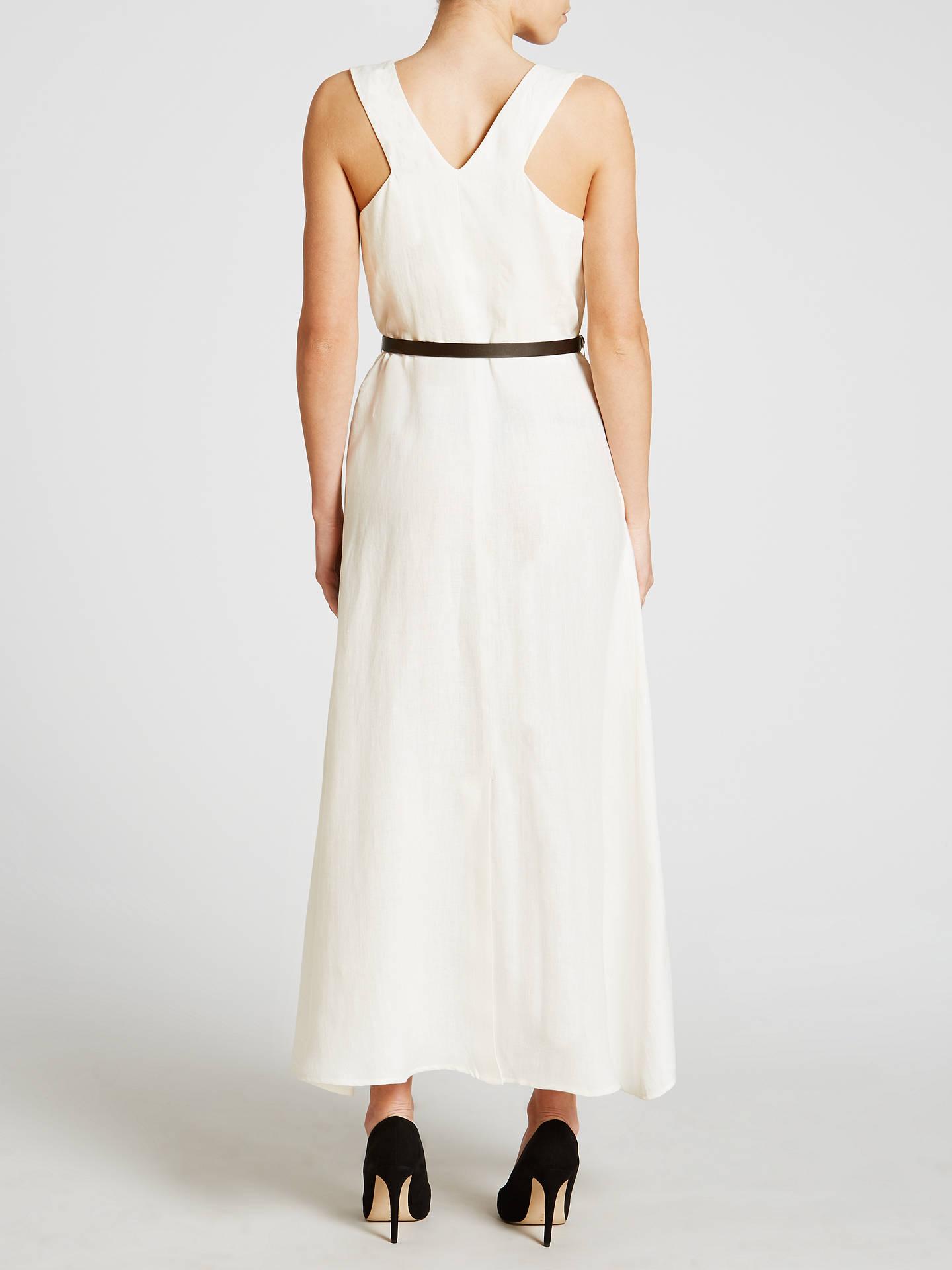 6f2db7ef03 ... Buy Weekend MaxMara Amico Belted Linen Dress