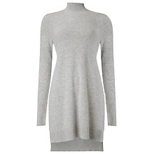 Buy Phase Eight Cillia Split Tabard, Grey Marl Online at johnlewis.com