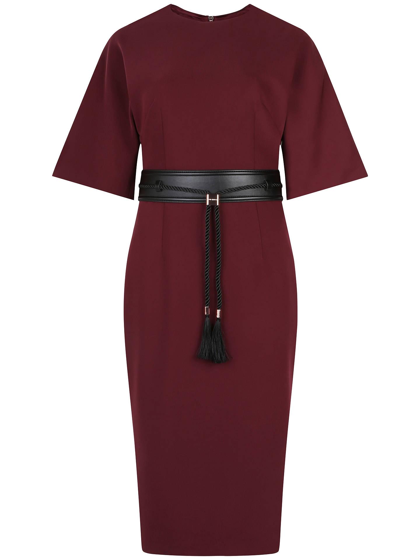bb2829522706d Buy Ted Baker Lemar Kimono Sleeve Belted Dress