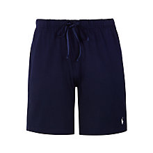 Buy Polo Ralph Lauren Jersey Lounge Shorts Online at johnlewis.com