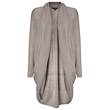 Buy Phase Eight Eira Ellipse Cardigan, Silver Grey Online at johnlewis.com