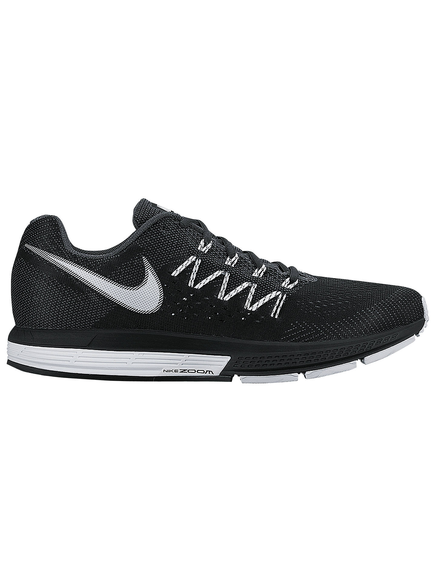 check out b249e c9234 Buy Nike Air Zoom Vomero 10 Men s Running Shoes, Black White, 7 Online ...