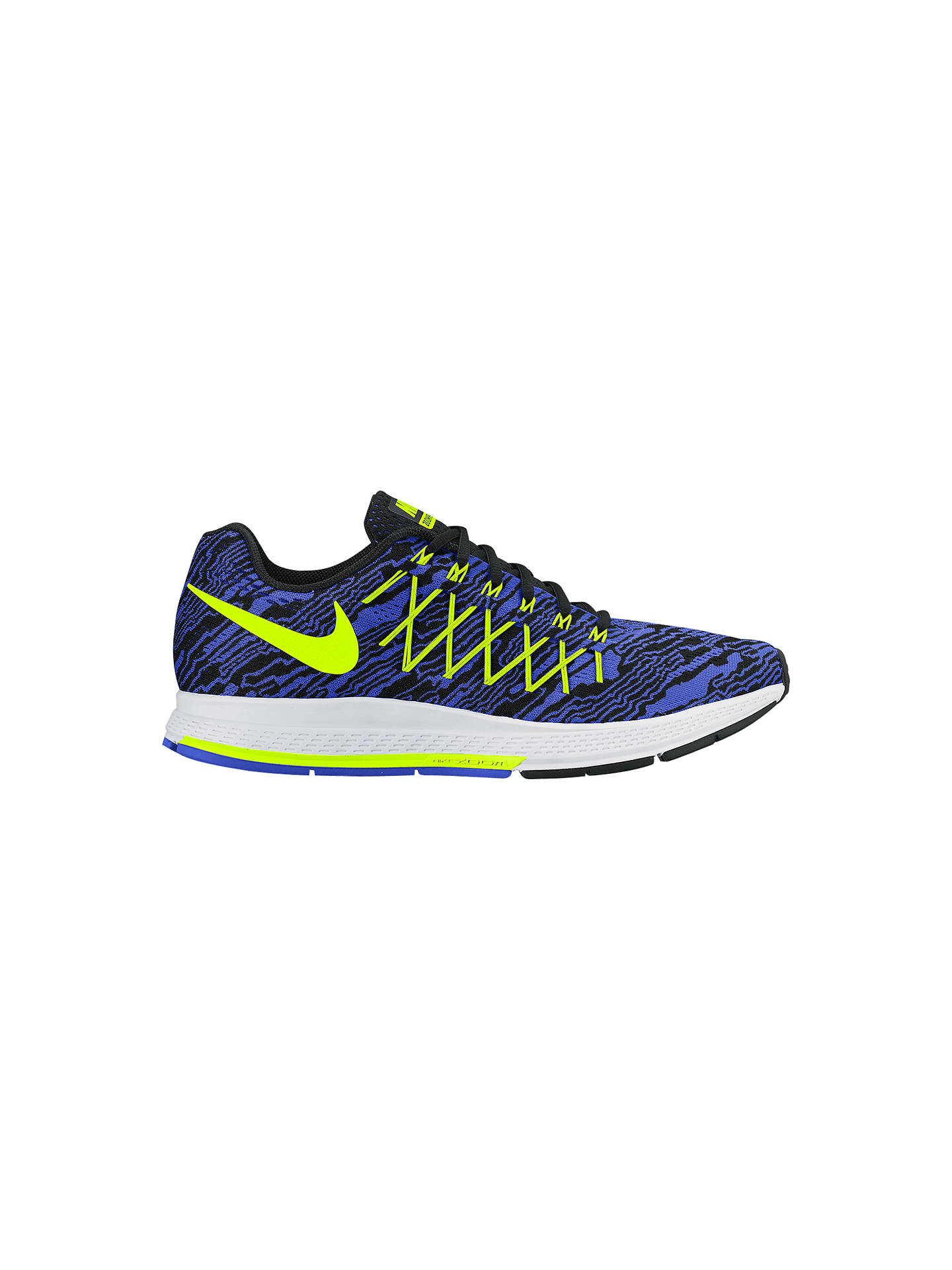 moins cher a0df2 1dd6d Nike Air Zoom Pegasus 32 Men's Running Shoes, Racer Blue ...