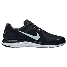 Buy Nike Dual Fusion X 2 Men's Running Shoes, Black/White Online at johnlewis.com