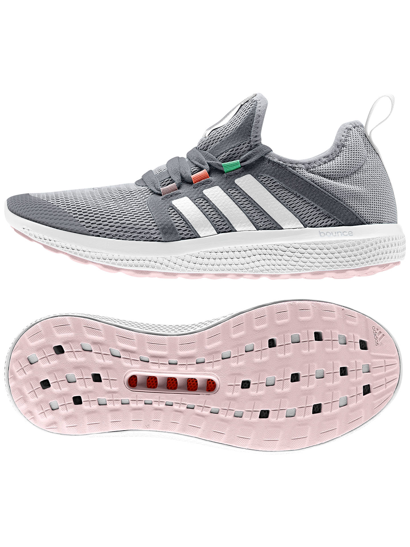 super popular c0451 dead7 Adidas Climacool Fresh Bounce Women's Running Shoes at John ...