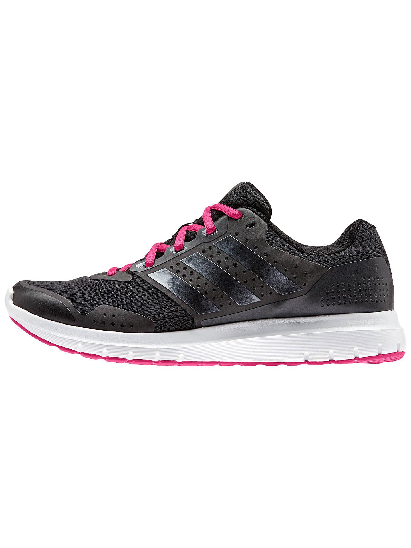 hot sale online 9f42b 5ed01 Buy Adidas Duramo 7 Women s Running Shoes, Black Pink, 4 Online at  johnlewis ...