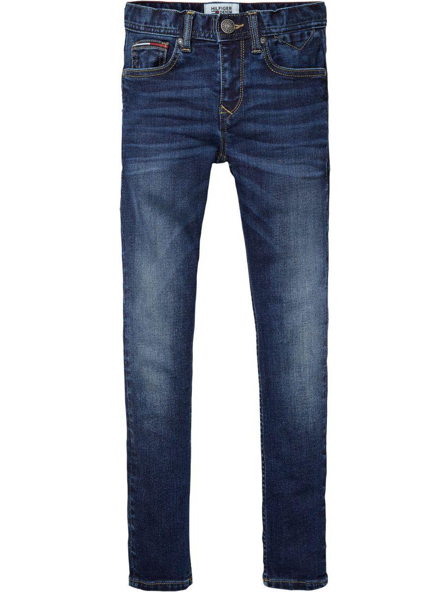 Boys' Scanton Slim Fit Jeans, Indigo