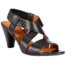 Buy John Lewis Ila Block Heeled Sandals Online at johnlewis.com