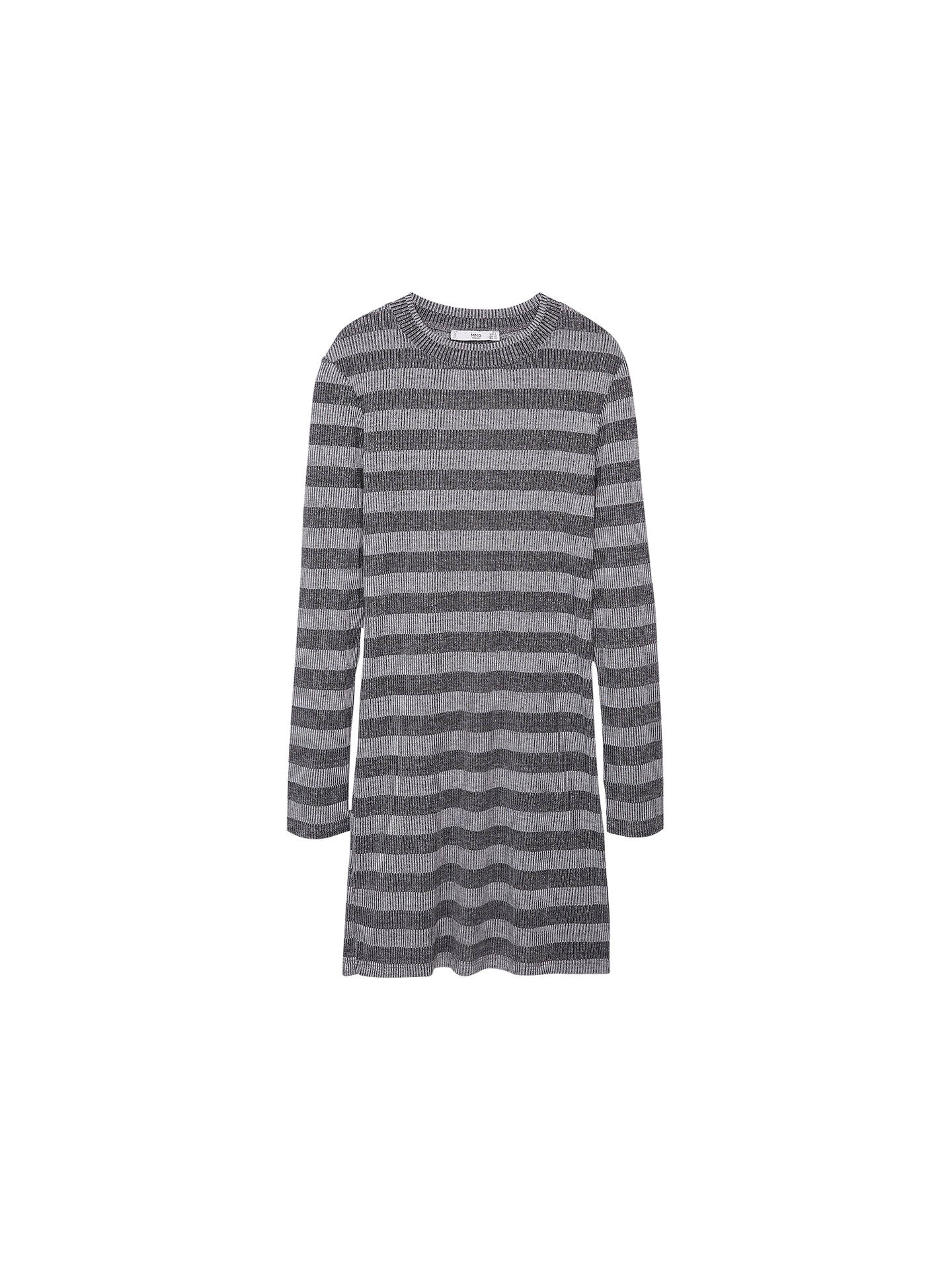 bad082101ad Buy Mango Ribbed Jersey Dress