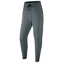 Buy Nike Dry Tracksuit Bottoms, Cool Grey/Black Online at johnlewis.com