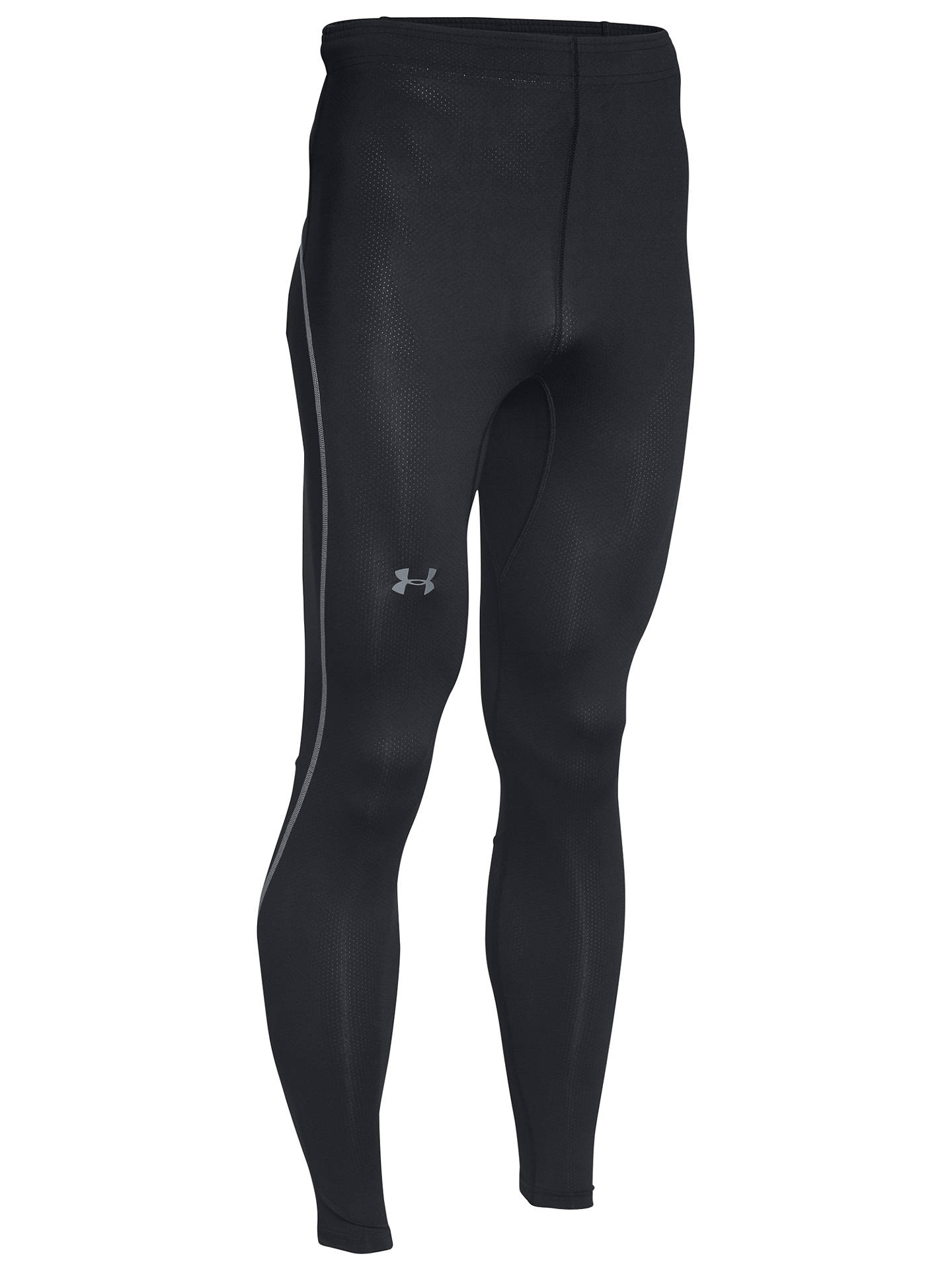 6b6268eadee24 Buy Under Armour CoolSwitch Compression Running Tights, Black, S Online at  johnlewis.com ...