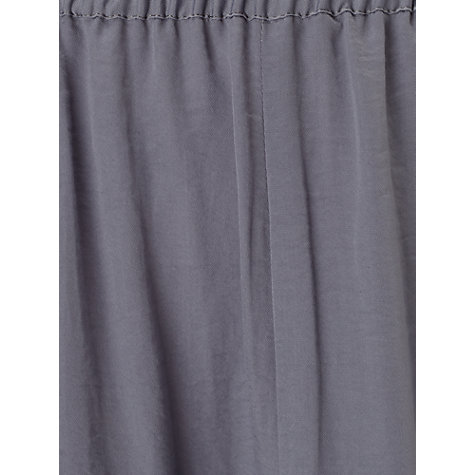 Buy Phase Eight Belinda Maxi Skirt, Charcoal Online at johnlewis.com