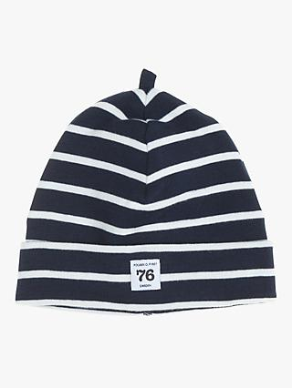 2a2d3bfa8ce Polarn O. Pyret Baby Stripe Beanie Hat