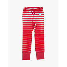 Buy Polarn O. Pyret Children's Stripe Leggings Online at johnlewis.com