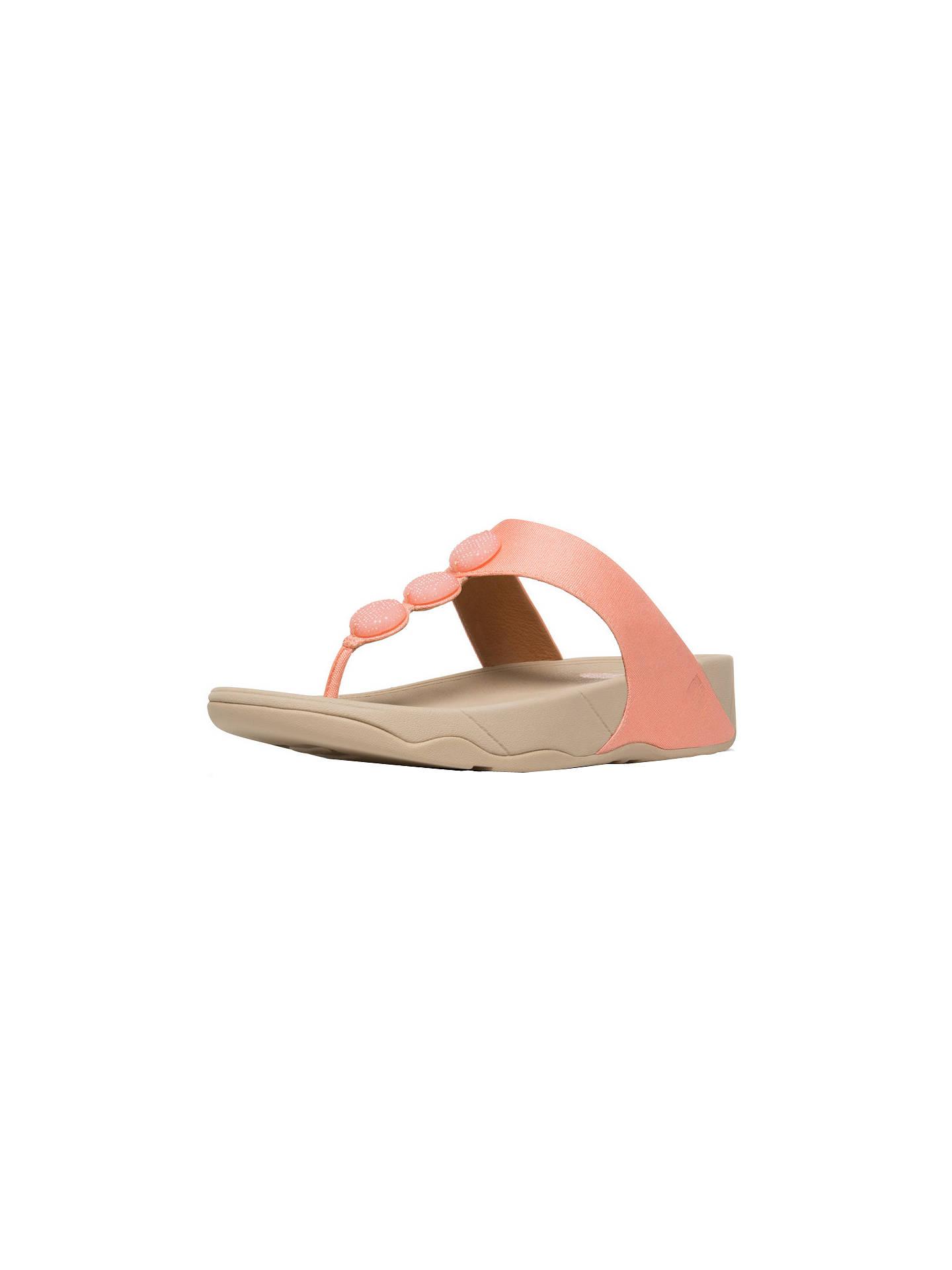 56558fdb0f7d4d FitFlop Petra Platform Sandals at John Lewis   Partners