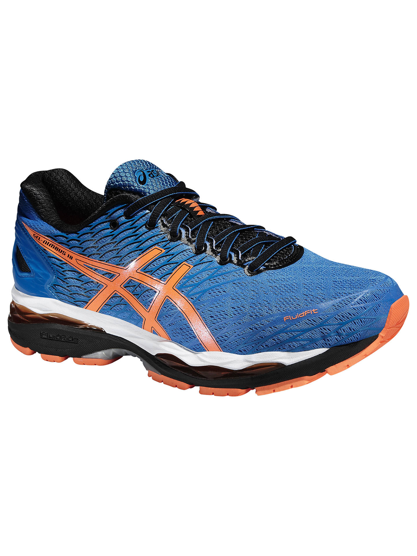 1135bcf4b036 Buy Asics Gel Nimbus 18 Men s Running Shoes