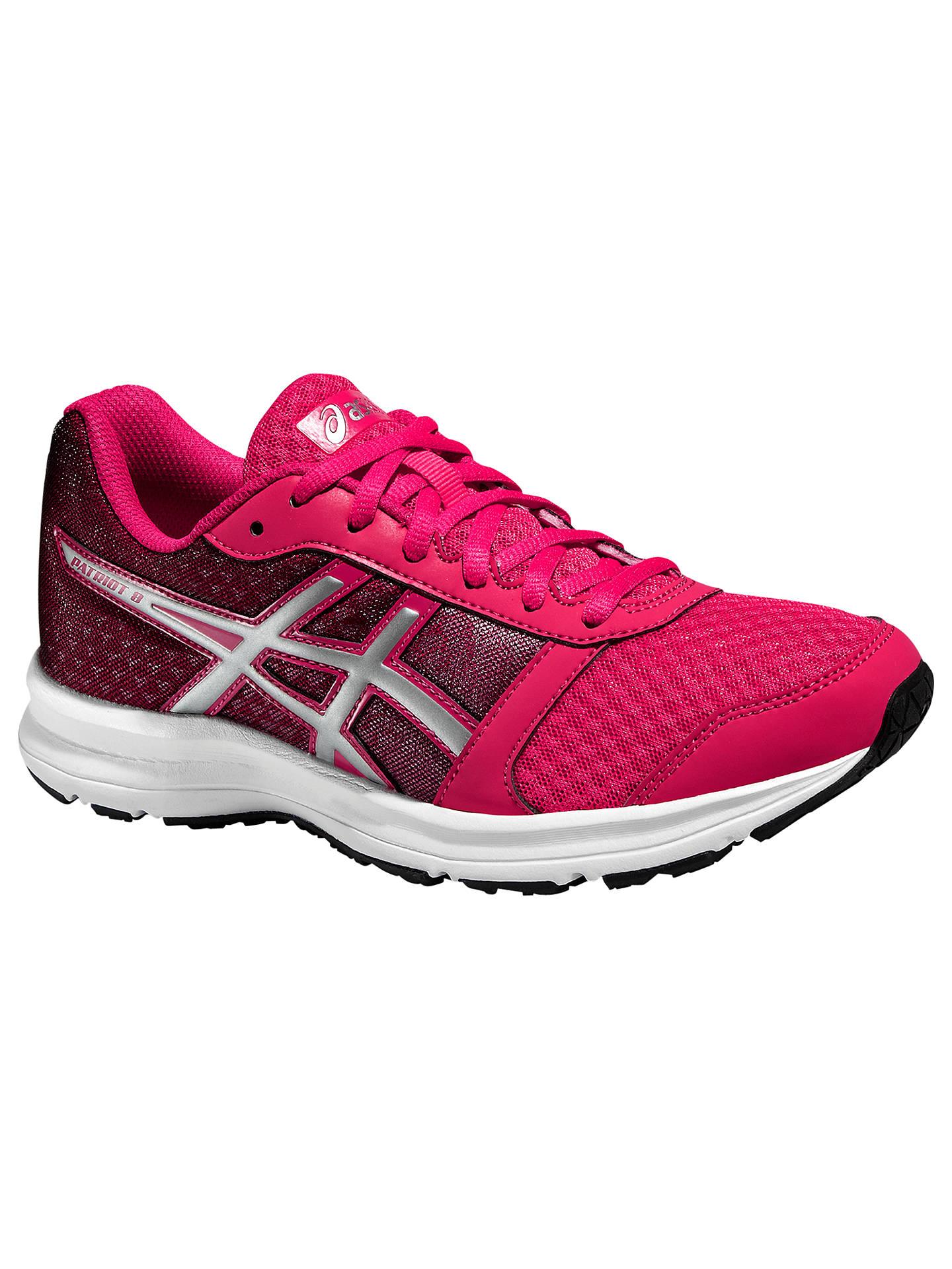 asics patriot 8 ladies running shoes