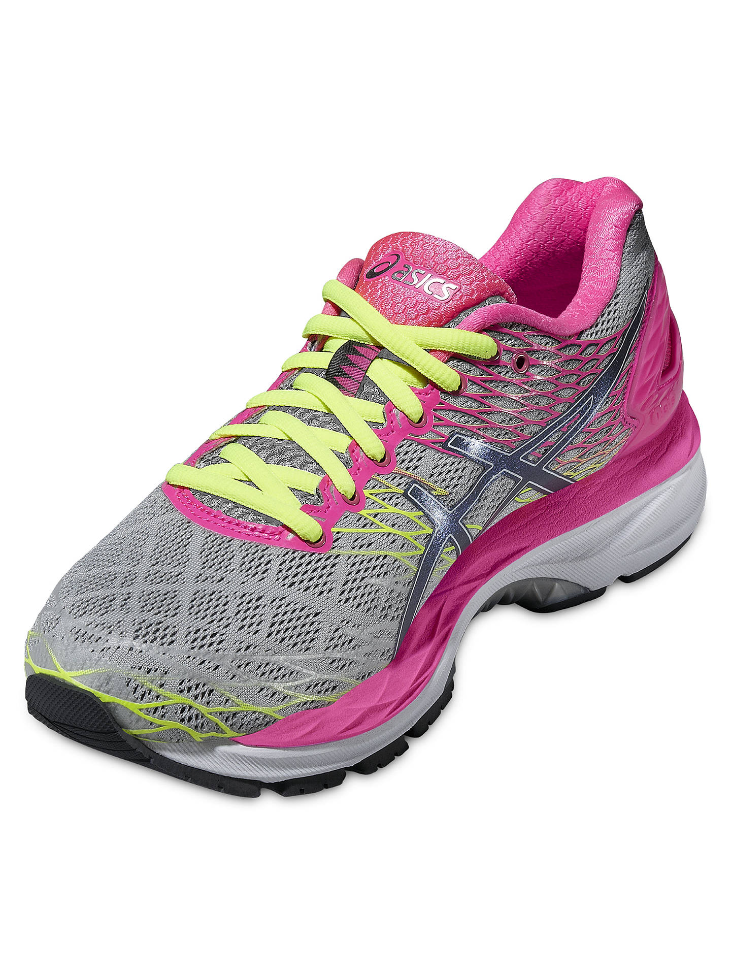 19d1eb05c567 Asics Gel-Nimbus 18 Women s Running Shoes at John Lewis   Partners